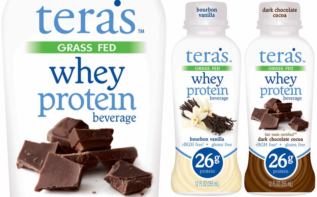 Wisconsin Specialty Protein adds Tera's whey protein beverage