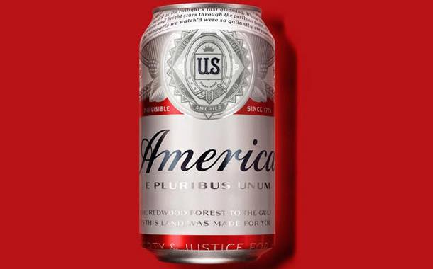 Budweiser to go by the name 'America' until presidential vote