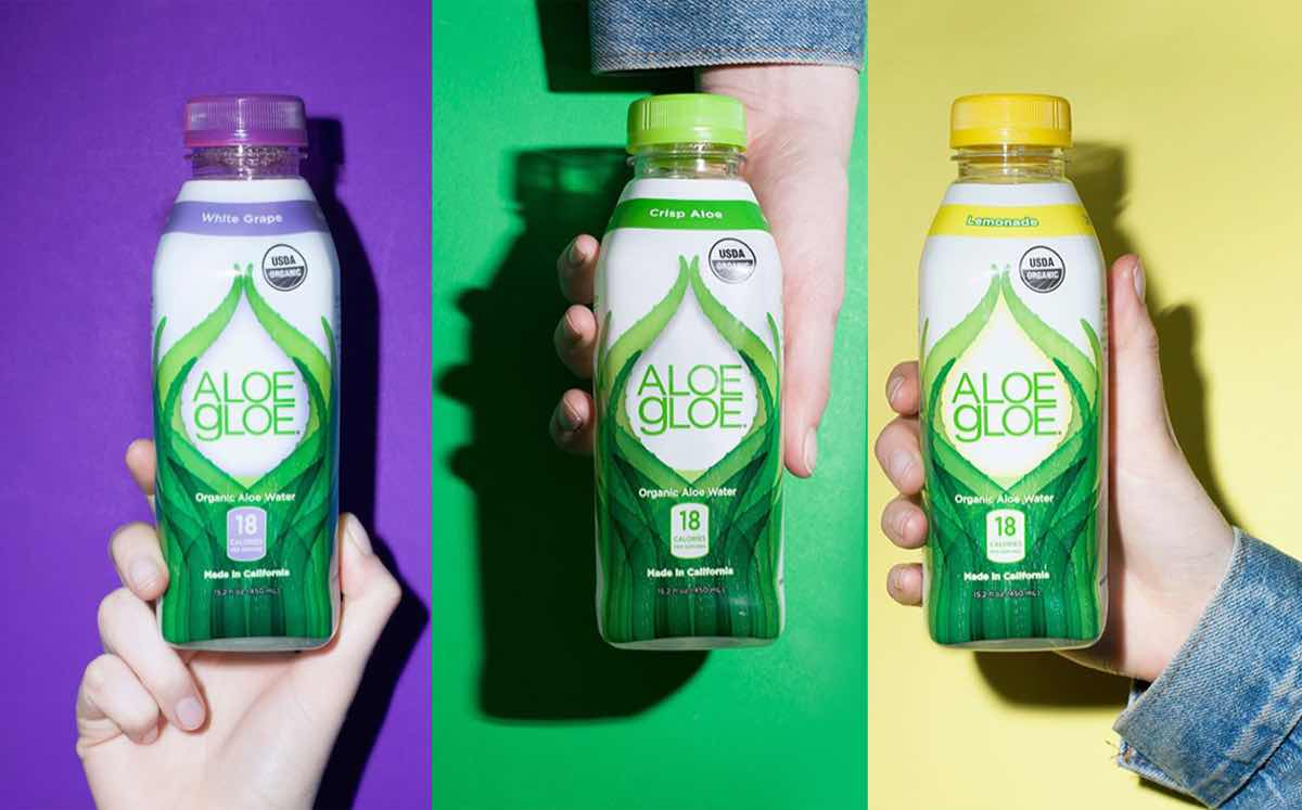 Coca Cola Invests In Aloe Water Brand To Strengthen