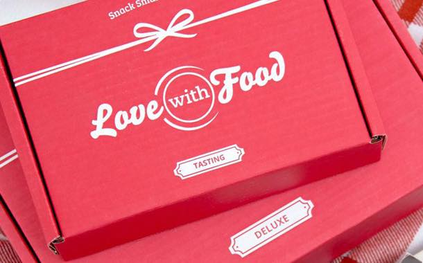 Snack food delivery service Love With Food buys gluten-free rival