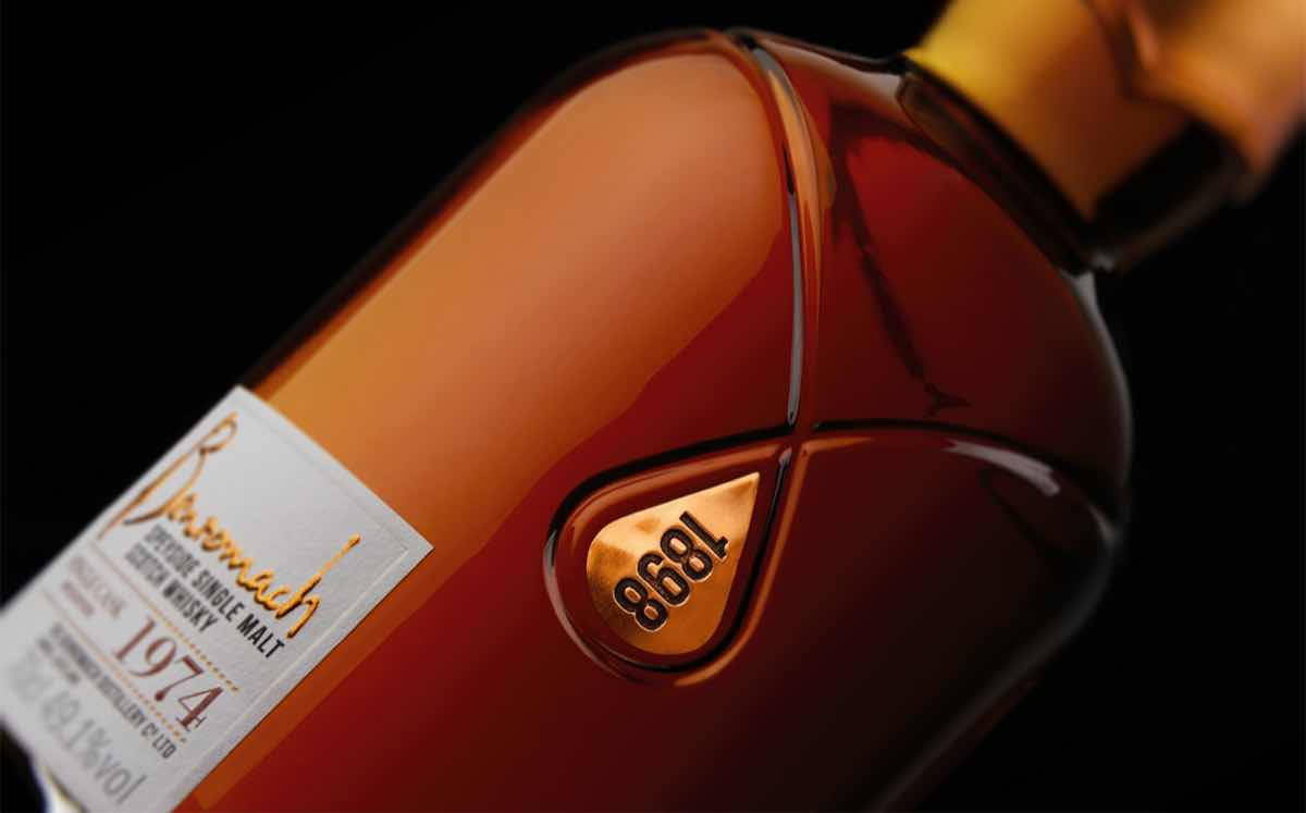 Benromach Distillery releases 'rare' 41-year-old Scotch whisky
