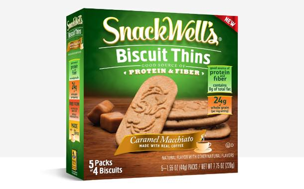 New SnackWell biscuit thins mark expansion to breakfast segment