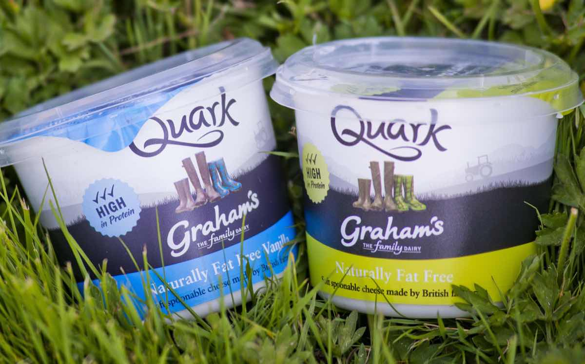 Graham's launches two-flavour range of 'smoother' quarks