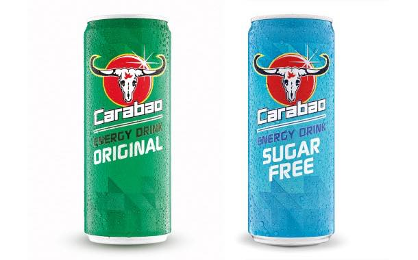 Thai energy brand Carabao in nationwide rollout across the UK