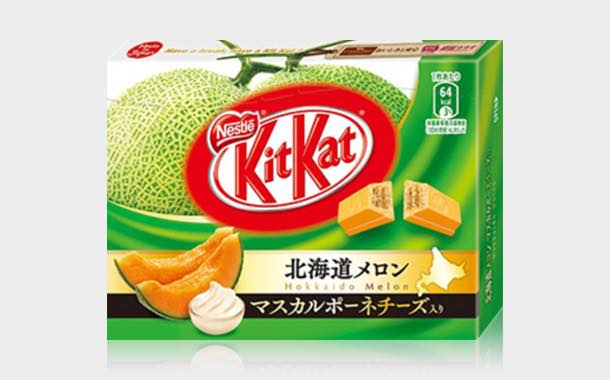 'KitKat Japan's latest flavour shows the importance of sampling'