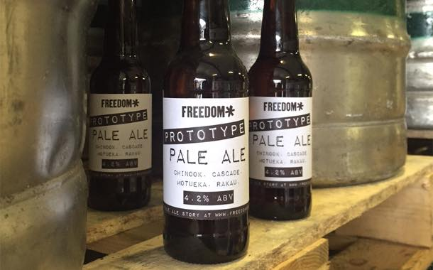Freedom Brewery to launch prototype version of new pale ale