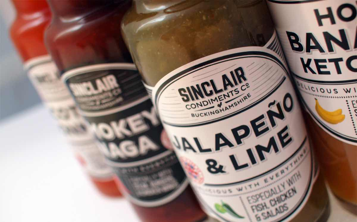 Sauces producer Sinclair Condiments secures national listings