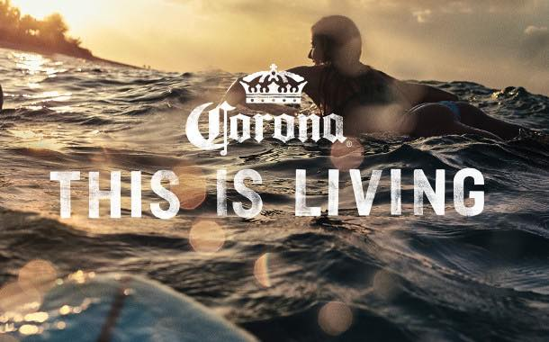 Corona embarks on global brand campaign to get drinkers outside