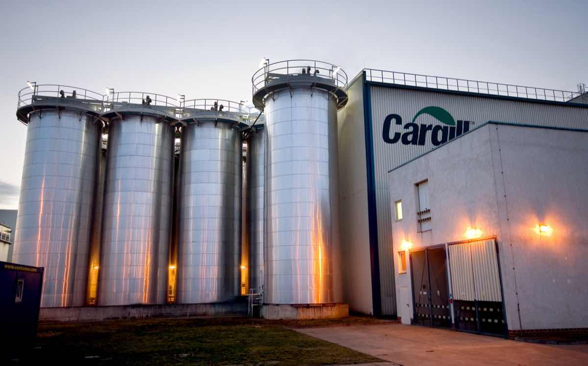 Cargill boss 'feels good about progress' amid revenue growth