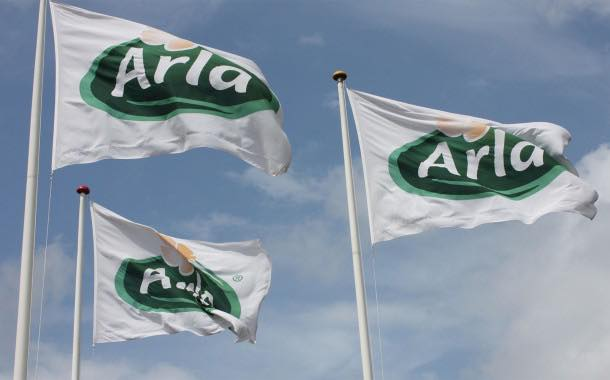 Arla Foods posts first half 2017 revenue of 5 billion euros
