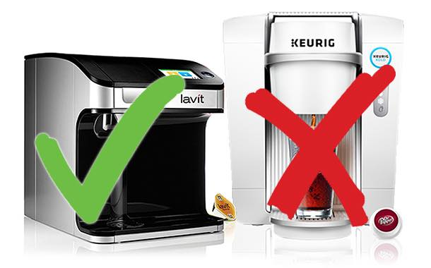 Podcast: Where does Keurig Kold's failure leave the mix your own category?