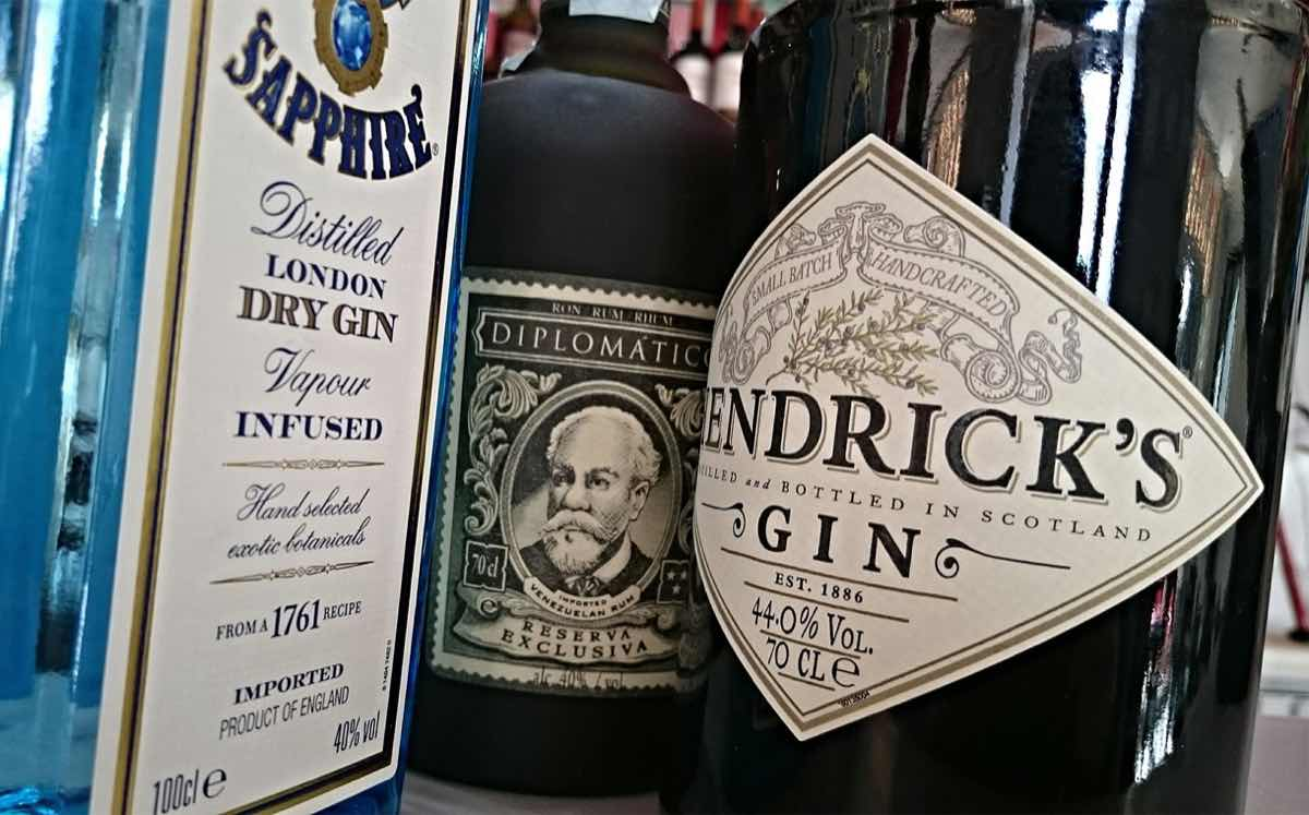 Gin trend continues in the UK as volume grows 27% year on year