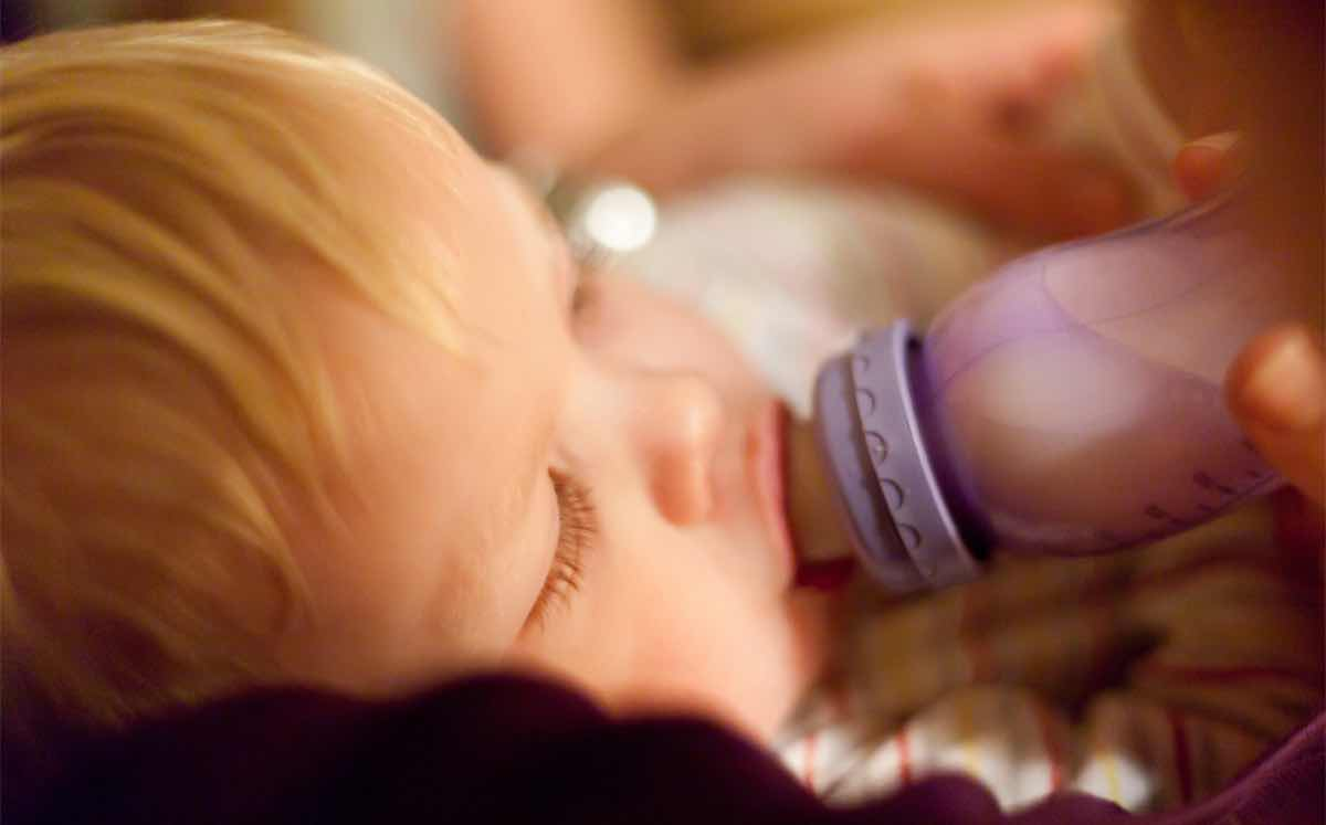 Nestlé and Danone sign up to UK infant formula code of practice