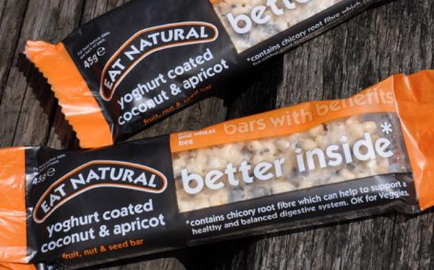 Eat Natural launches snack bar that 'helps with digestive health'