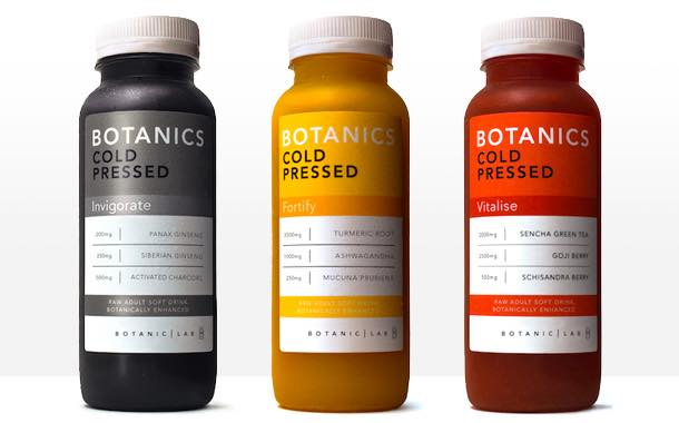 Botanics cold-pressed soft drinks to launch in All Bar One bars