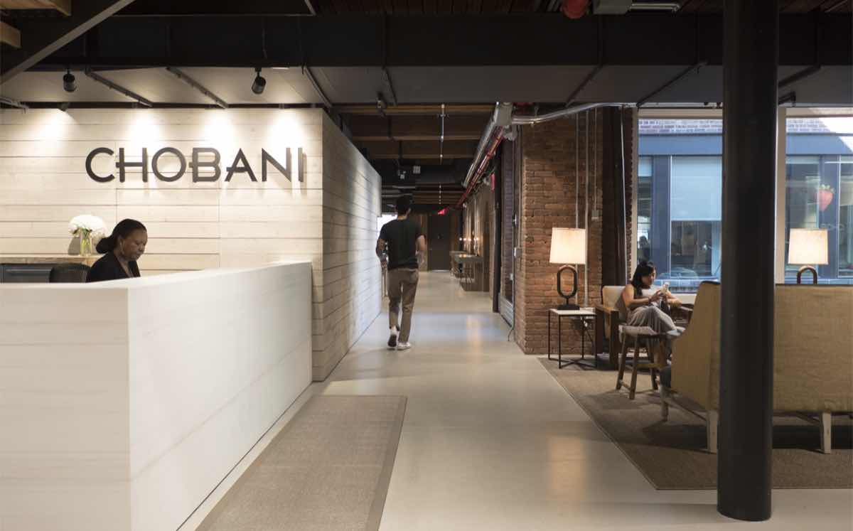 Chobani SoHo Office Lobby 2