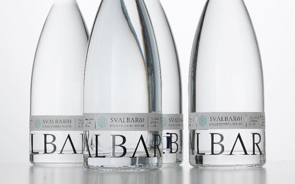 Svalbarði launches freshly harvested Arctic iceberg water