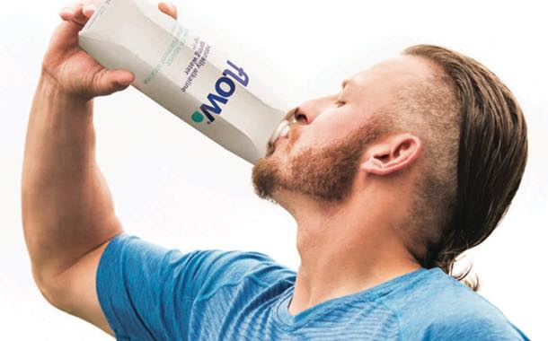 Canadian water brand pairs with Blue Jays player on new adverts