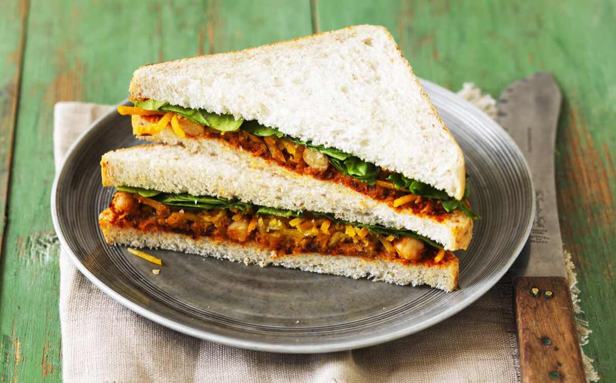 Urban Eat unveils new vegetarian sandwiches and wraps