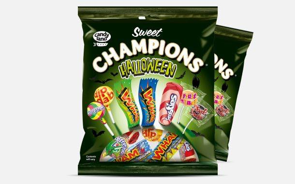 Tangerine Confectionery unveils lolly assortment for Halloween