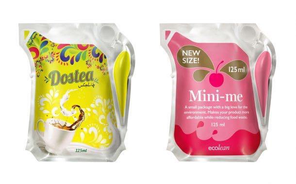Pakistan dairy becomes first to pack creamer in Ecolean pouch