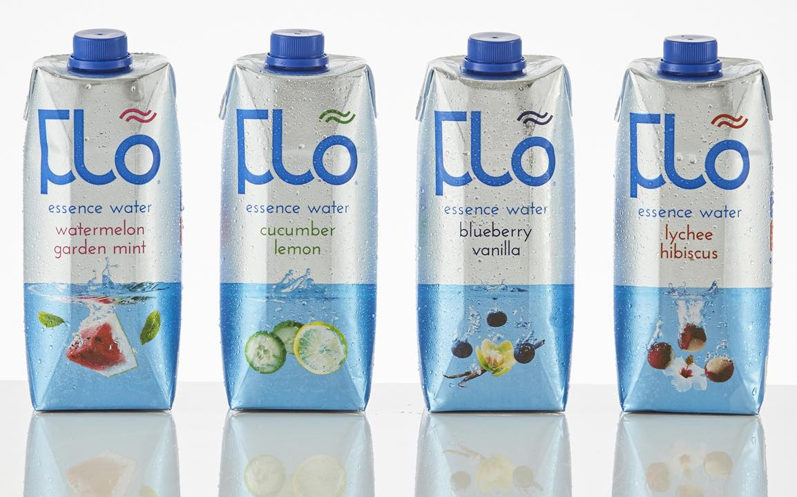 New health drink brand launches 'pure' flavoured mineral waters