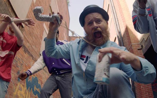 Iced coffee brand Jimmy's raps up second promotional video