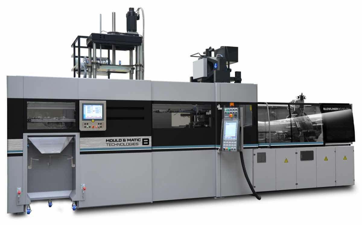 Enlightone: Mould & Matic To Debut New Blow-moulding Technology