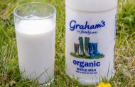 Graham's adds new organic whole milk with cream on top