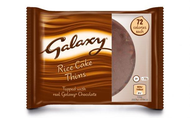Galaxy seeks to 'capitalise on rice cake popularity' with new snack
