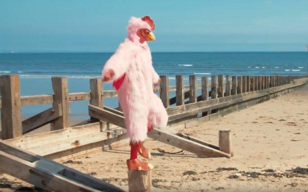 New sensory ad campaign warns consumers of uncooked chicken