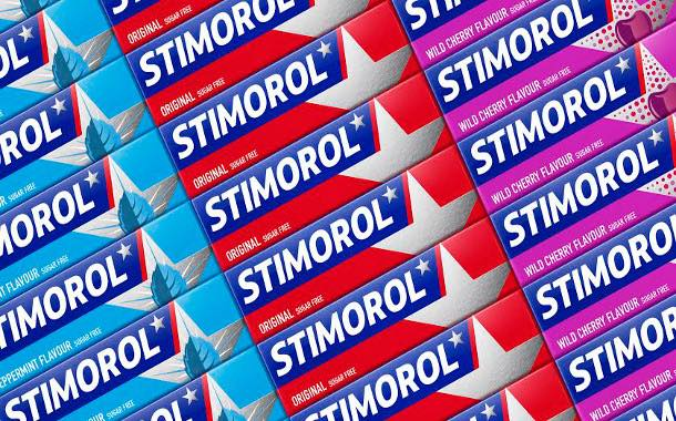 Mondelez International unveil rebranding of gum brand Stimorol