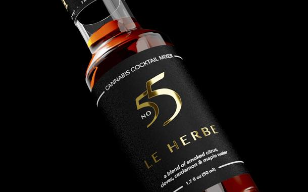 Le Herbe extends range of cannabis beverages with new mixers