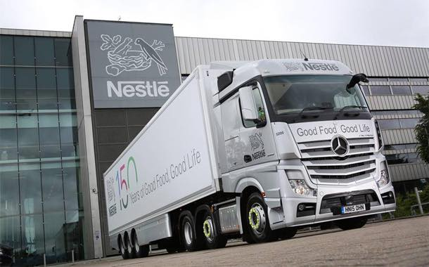 Nestlé to host 150th anniversary celebrations outside Europe