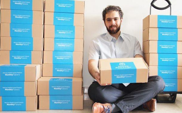 Greek start-up expands 'taste of Med' food box to UK and Ireland