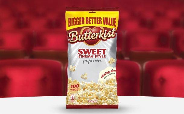 Butterkist invests £1m in TV and outdoor advertising campaign