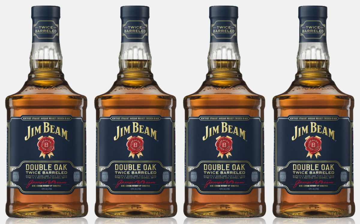 Jim Beam unveils 'richer, woodier' twice-aged bourbon whiskey