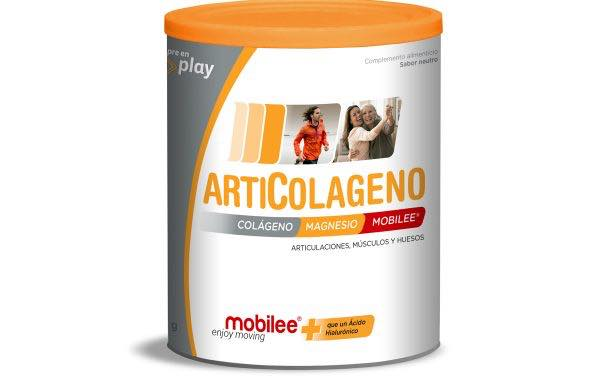 Bioiberica launches new collagen to improve joint mobility