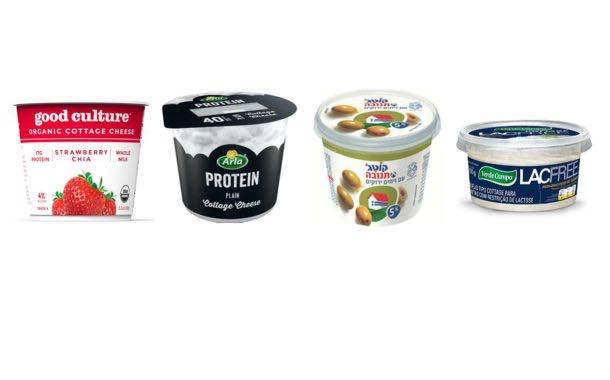 Dairy manufacturers expecting renewed growth from cottage cheese