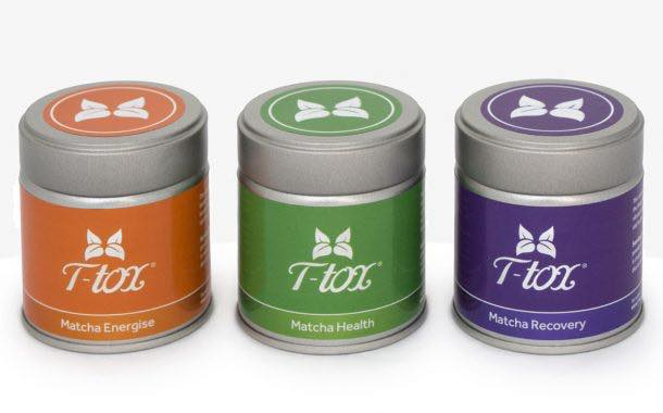 T-tox launches matcha green tea range for active consumers
