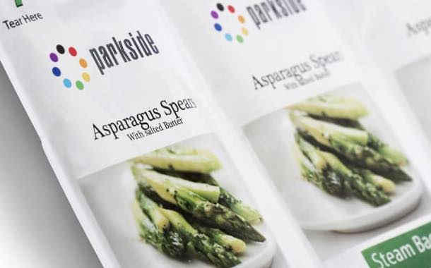 Parkside's Steam microwavable packaging aiming to reduce portion sizes
