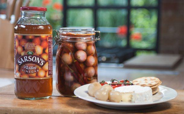 Sarson's campaign to encourage consumers to get pickling