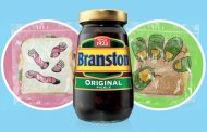 Branston launches campaign 'to liven up children's lunch boxes'