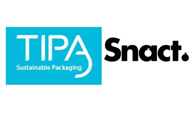 Snact choose Tipa to roll out fully compostable flexible packaging