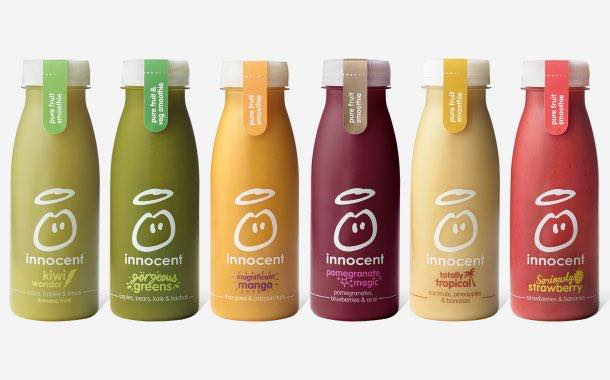 Innocent bids to boost consumer confidence with clear PET bottles