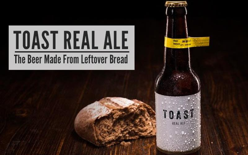 Adelie Foods and Toast Ale join forces to fight surplus bread waste