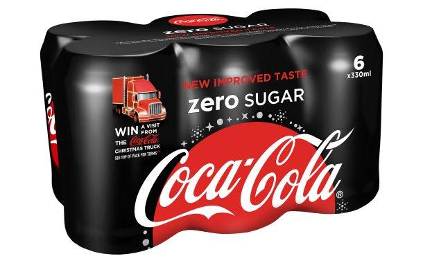 Coca-Cola reveals new on-pack charity initiative for Christmas