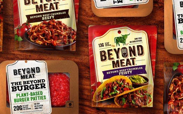 Beyond Meat products to go on sale in 50 new countries this year