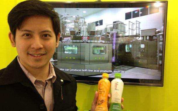 Podcast: General Beverage Company explain move to vitamin enriched drinks