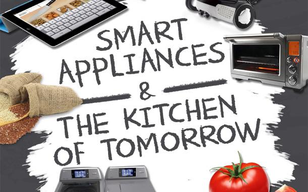 Top four ways that smart tech is shaping the kitchen of the future